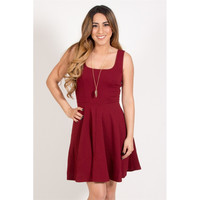 Essential Fit & Flare Dress 3 Colors