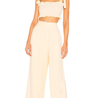 Capulet Blaire Crop Top in Banana | REVOLVE
