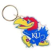 Kansas Jayhawks High-Definition Keychain