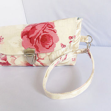 oilcloth wrislet, wallet,purse cluth, credit card case.