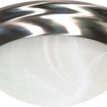 Nuvo 60-284 - Medium Dome Twist & Lock Flush Mount Ceiling Light