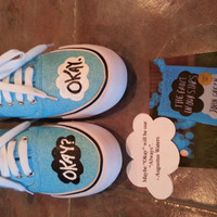 "The Fault in Our Stars ""Okay"" Shoes"
