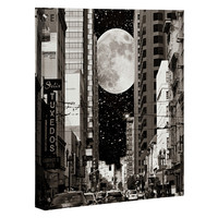 Shannon Clark Night On The Town Art Canvas
