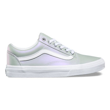 Muted Metallic Old Skool | Shop At Vans