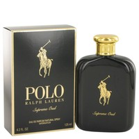 Polo Supreme Oud By Polo Eau De Toilette Spray 4 Oz