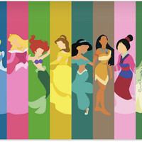 Disney Princess Poster
