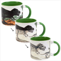 Disappearing Dinosaurs Mugs/Glass