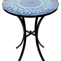 Mosaic Accent Table