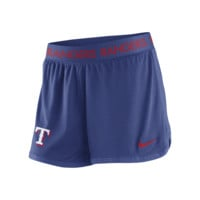 Nike Dri-FIT Icon Mesh (MLB Rangers) Women's Shorts