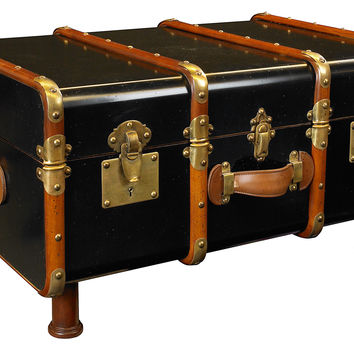 Authentic Models Stateroom Trunk Coffee Table