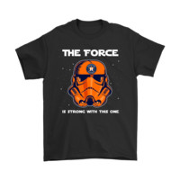 Stormtrooper Houston Astros The Force Is Strong With This One Shirts