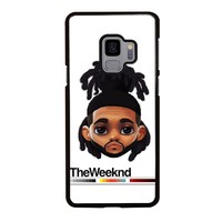 THE WEEKND XO CUTE Samsung Galaxy S4 S5 S6 S7 S8 S9 Edge Plus Note 3 4 5 8 Case Cover