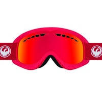 Dragon - DX Red / Red Ion Goggles