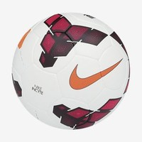 Check it out. I found this Nike Incyte Soccer Ball at Nike online.