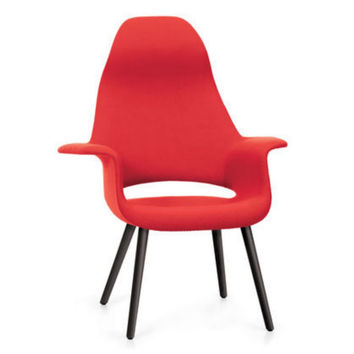 Eames and Saarinen Organic Highback Chair