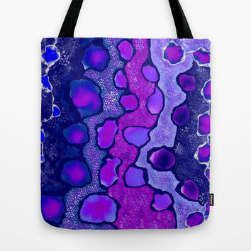 Chaining Rainbows Tote Bag by Artful Sprinkles