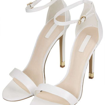 RUBY Strappy High Sandals - Topshop