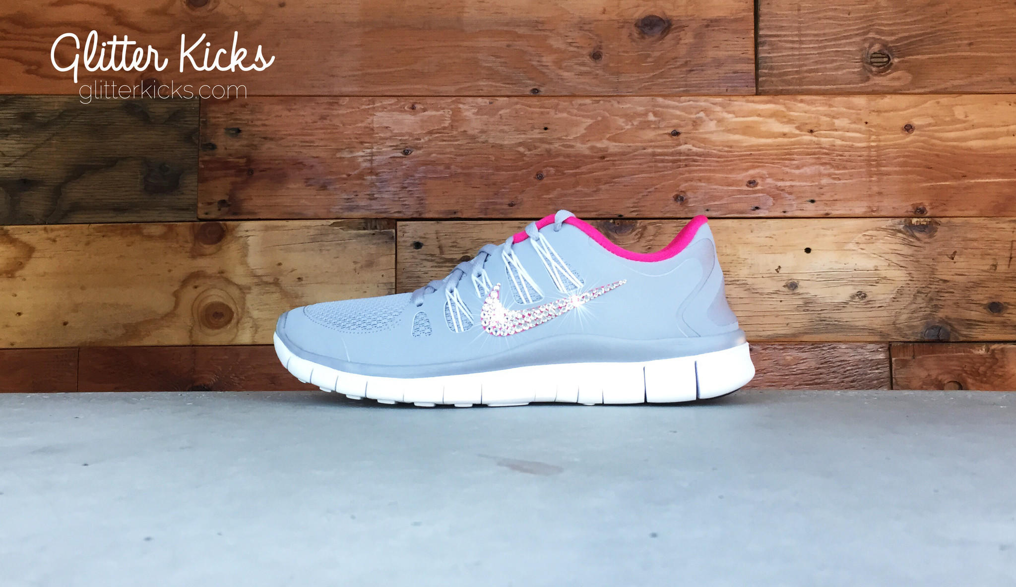 Women s Nike Free 5.0+ Running Shoes By from Glitter Kicks 8cbedef3be