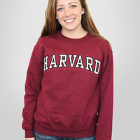 Harvard Fleece Crew