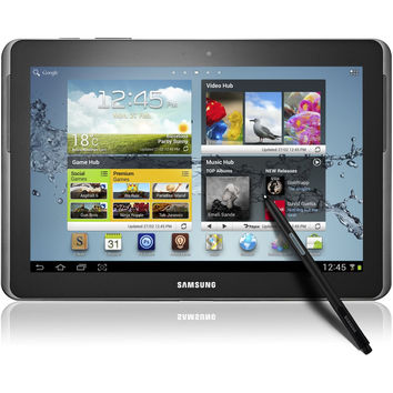 Samsung Galaxy Note 10.1 16 GB Deep Grey (Certified Refurbished)