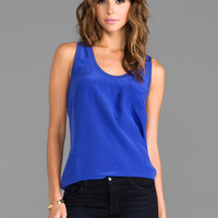 Joie Alicia Tank in Neptune from REVOLVEclothing.com