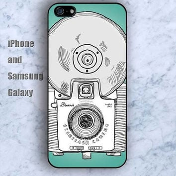 hand painted technology iPhone 5/5S ipod touch silicone rubber case phone cover