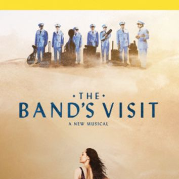 The Band's Visit Playbill