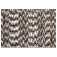 Balta Ziggy Chevron Rug (Grey)