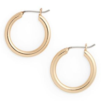 Halogen® Small Hoop Earrings | Nordstrom