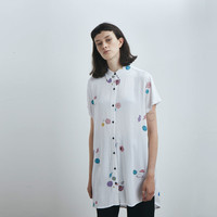Lazy Oaf Pink Planet Shirt - Everything - Categories - Womens