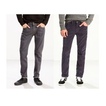 Mens Levi's 511 Slim Fit Sly Denim Jeans and Corduroy Jeans Officially Licensed (U.S. Sized)