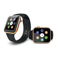 A9 Bluetooth Smart watch Remote Camera Music Appreciation Fitness Tracker Sleep Tracker for iPhone Samsung Android