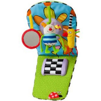 Infant Feet Fun Car Toy Activity Center for Rear-facing Baby