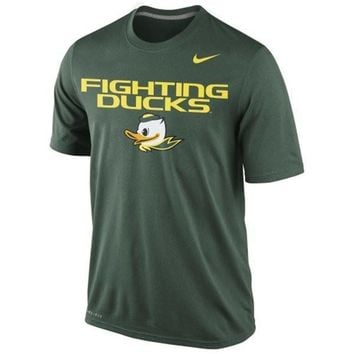 Oregon Ducks Nike Legend Local Performance T-Shirt – Green