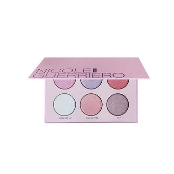 Hot Deal Make-up Stylish Professional Beauty On Sale Hot Sale Eye Shadow 6-color Blush Contour Make-up Palette [11552217996]