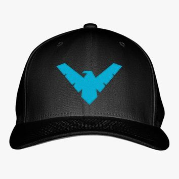 Nightwing  Embroidered Baseball Cap