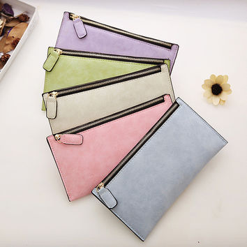 Korean Summer Bags Stylish Simple Design Wallet [8226383687]
