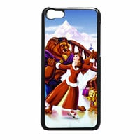 Beauty And The Beast Christmas Snow 745 iPhone 5c Case