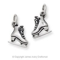 Ice Skate Charm from James Avery