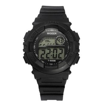 Waterproof Date LED Digital Sport Quartz Analog Mens Military Wrist Watch