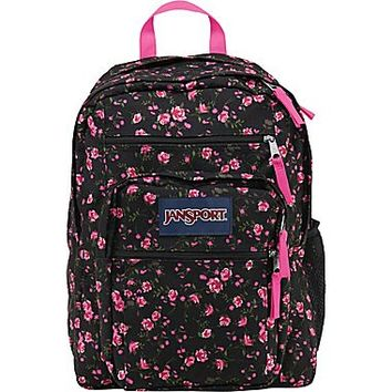 Jansport Big Student Backpack, Pink Rose | Staples®