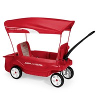 Radio Flyer Ultimate Comfort Wagon (Red)