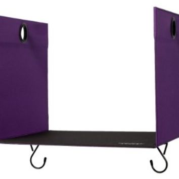 Five Star Locker Shelf Extender, Purple (72244)