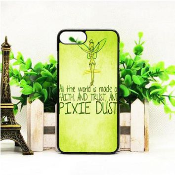 TINKERBELL PIXIE DUST QUOTES IPHONE 7 | IPHONE 7 PLUS