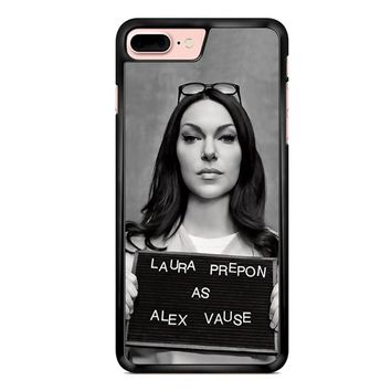 Orange Is The New Black Alex Vause 1 iPhone 7 Plus Case
