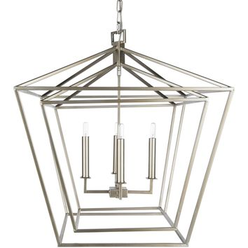 Surya Bellair Lantern Pendant Light