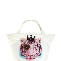 Tiger Key Item Tote by Juicy Couture