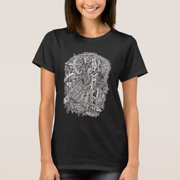 Weirdhead, by Brian Benson T-Shirt