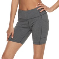 Women's Tek Gear® Shaping Bike Shorts