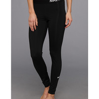 Nike Pro Tight Black/White - Zappos.com Free Shipping BOTH Ways